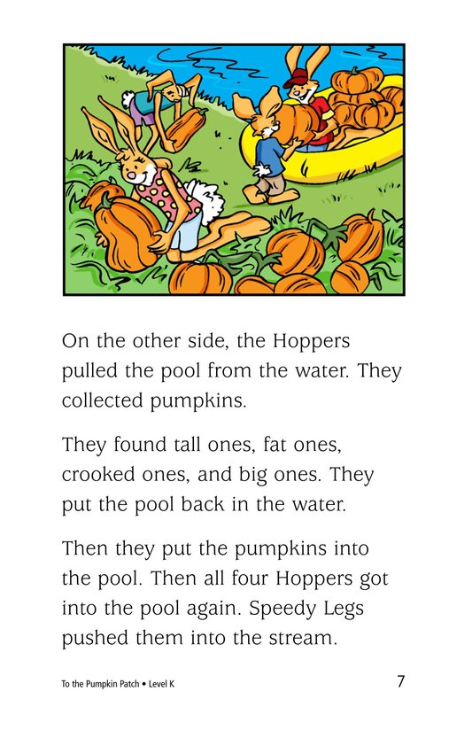 Book Preview For To the Pumpkin Patch Page 7