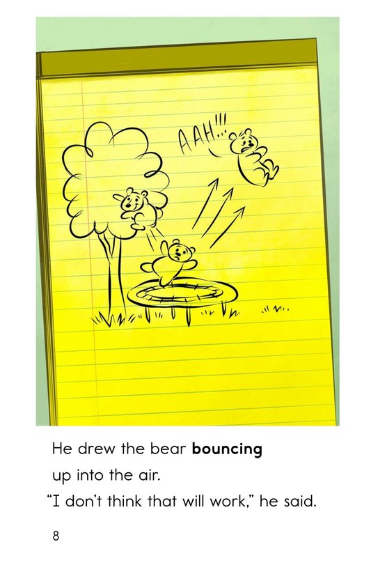 Book Preview For Brainstorm Bear Page 8