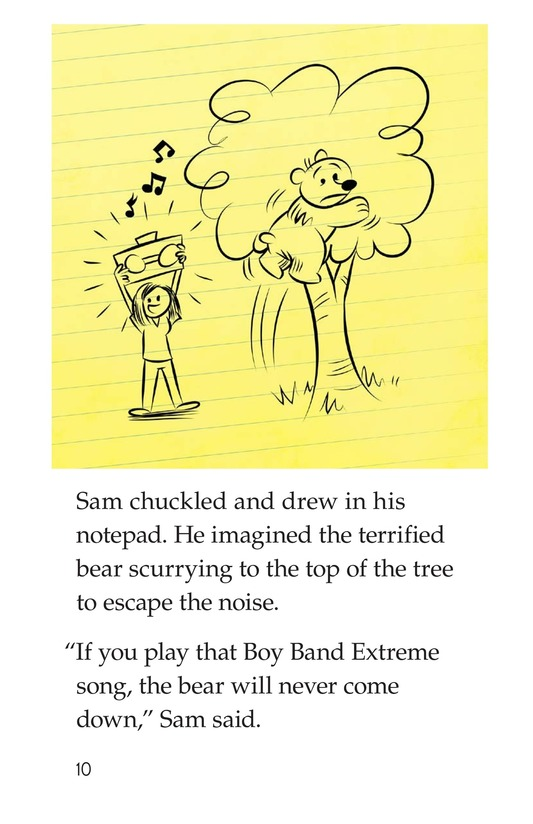 Book Preview For Brainstorm Bear Page 10