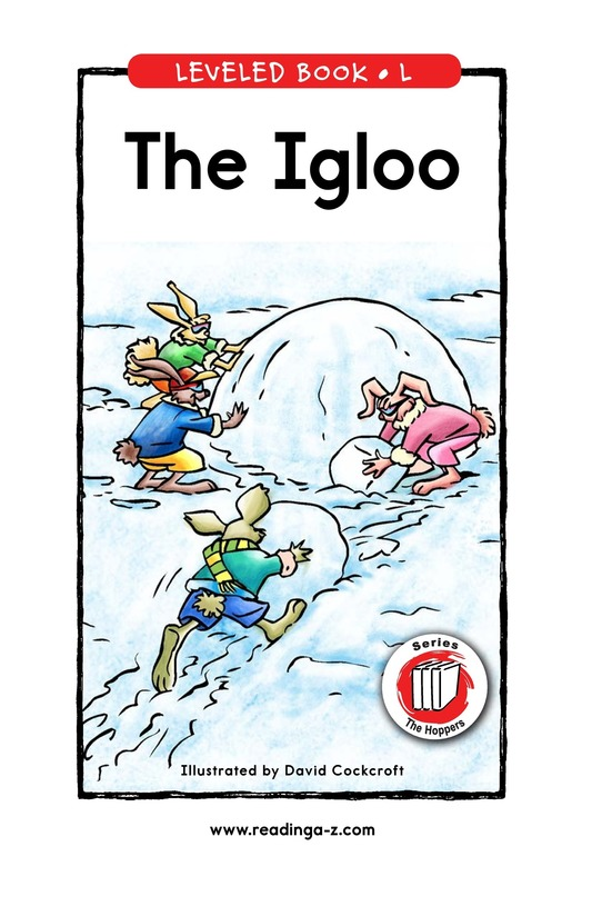 Book Preview For The Igloo Page 1