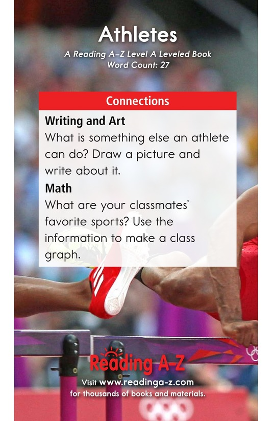 Book Preview For Athletes Page 11