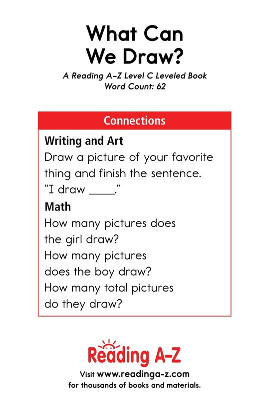 Book Preview For What Can We Draw? Page 11