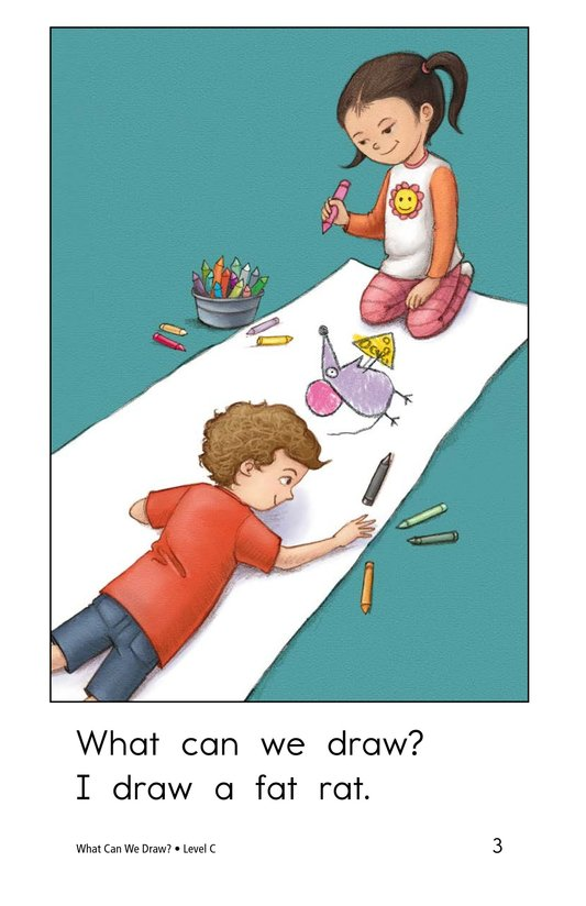Book Preview For What Can We Draw? Page 3