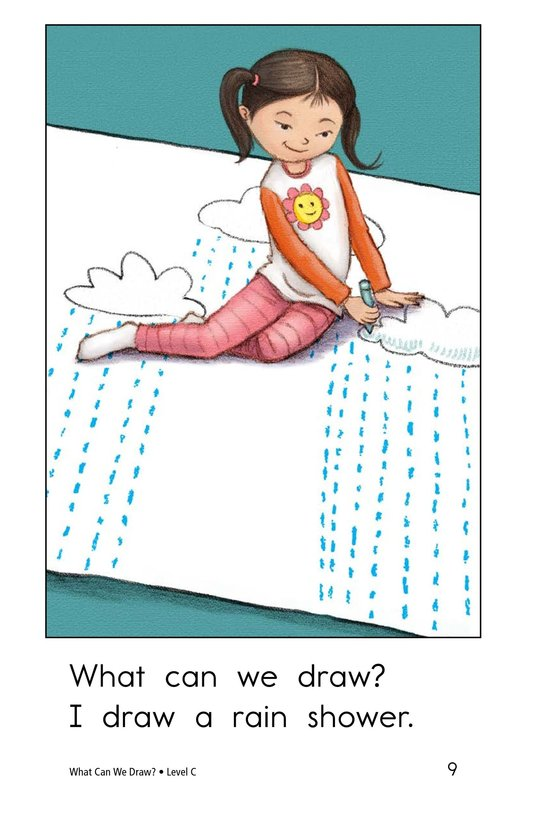 Book Preview For What Can We Draw? Page 9