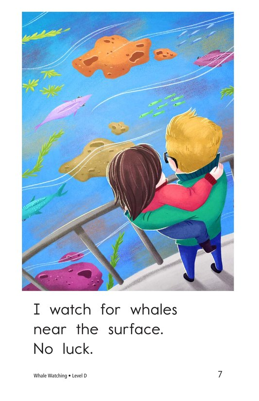 Book Preview For Whale Watching Page 7