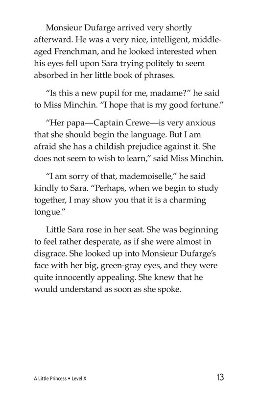 Book Preview For A Little Princess (Part 2) Page 13