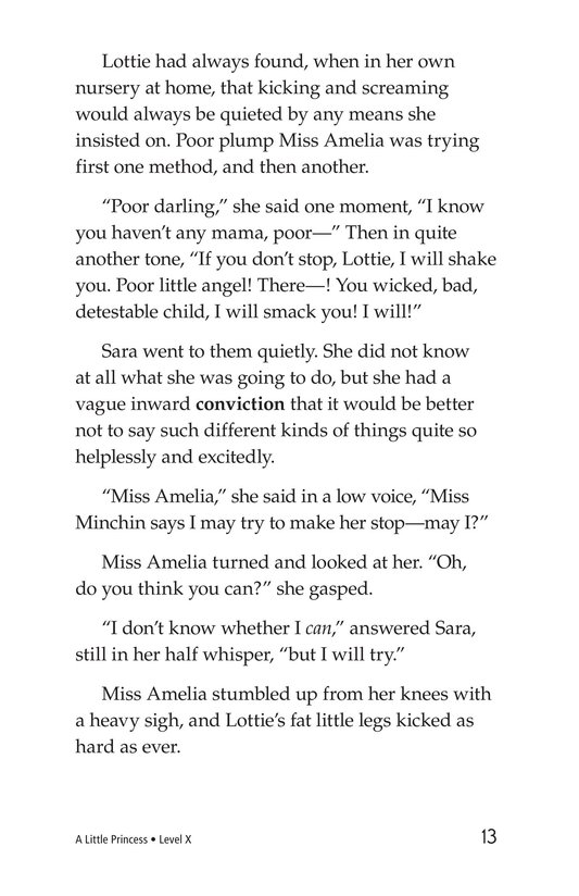 Book Preview For A Little Princess (Part 4) Page 13
