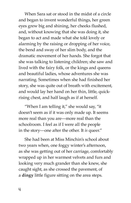 Book Preview For A Little Princess (Part 5) Page 4