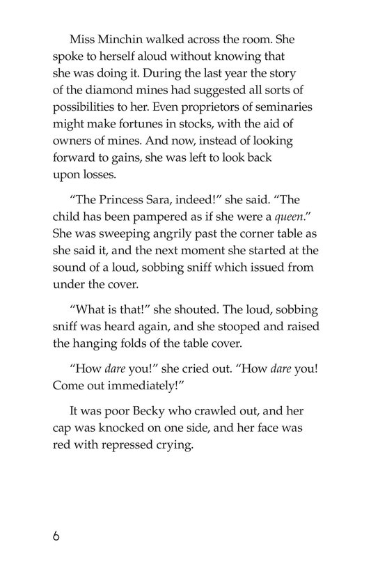 Book Preview For A Little Princess (Part 8) Page 6