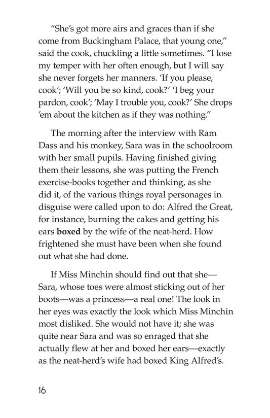 Book Preview For A Little Princess (Part 12) Page 16