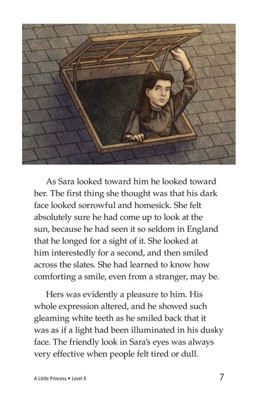 Book Preview For A Little Princess (Part 12) Page 7