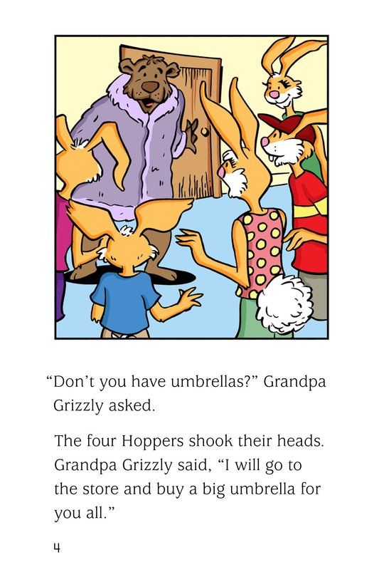 Book Preview For The Umbrella Trick Page 4