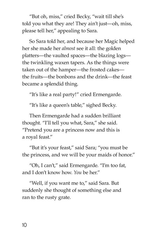 Book Preview For A Little Princess (Part 17) Page 10