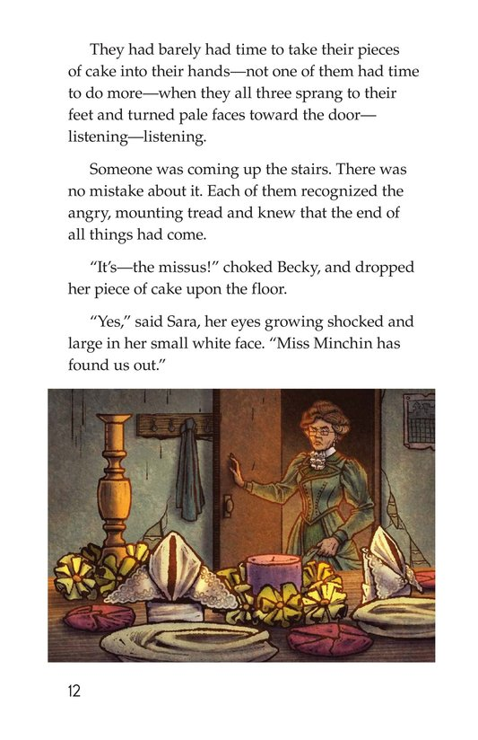 Book Preview For A Little Princess (Part 17) Page 12