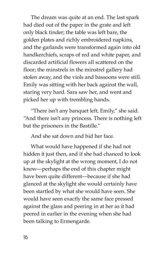 Book Preview For A Little Princess (Part 17) Page 16