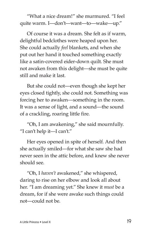 Book Preview For A Little Princess (Part 17) Page 19