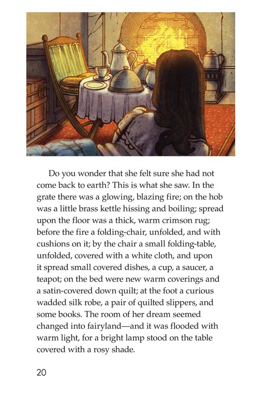 Book Preview For A Little Princess (Part 17) Page 20