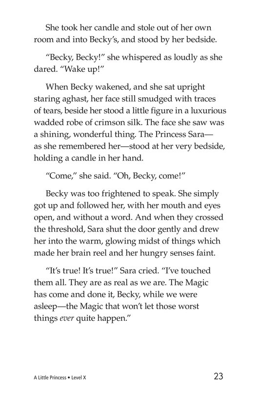 Book Preview For A Little Princess (Part 17) Page 23