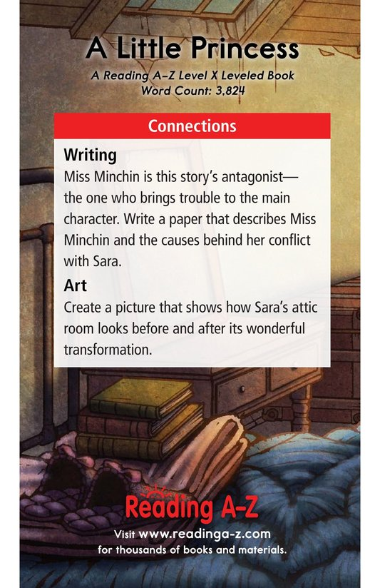 Book Preview For A Little Princess (Part 17) Page 25