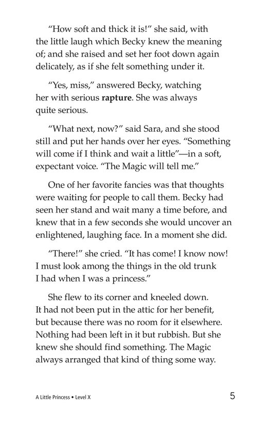 Book Preview For A Little Princess (Part 17) Page 5