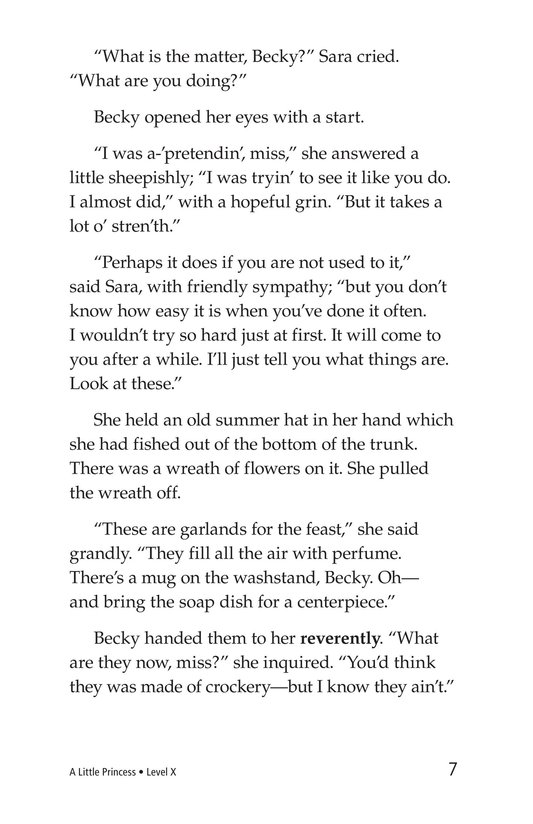 Book Preview For A Little Princess (Part 17) Page 7