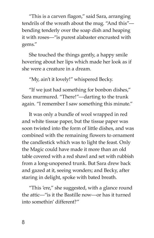 Book Preview For A Little Princess (Part 17) Page 8