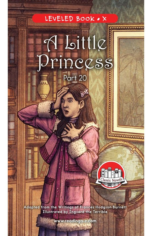 Book Preview For A Little Princess (Part 20) Page 0