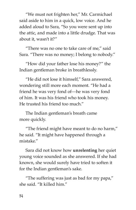 Book Preview For A Little Princess (Part 20) Page 14
