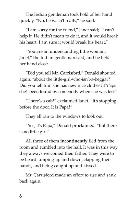 Book Preview For A Little Princess (Part 20) Page 6