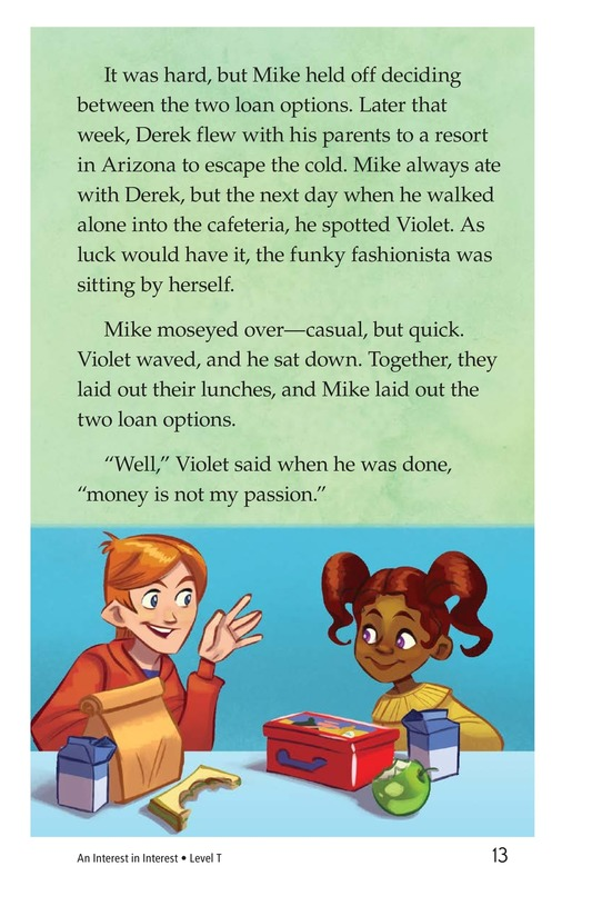 Book Preview For Book 9: An Interest in Interest Page 13