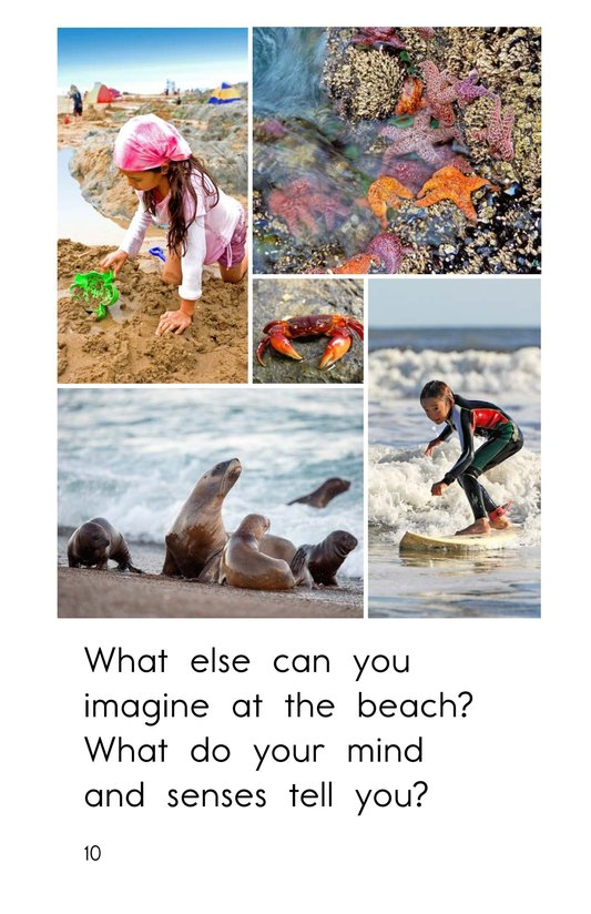 Book Preview For Imagine the Beach Page 10