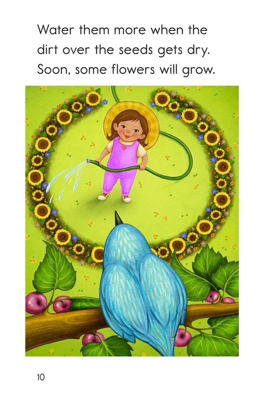 Book Preview For The Sunflower Hut Page 10