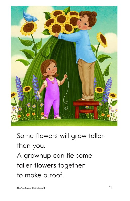 Book Preview For The Sunflower Hut Page 11