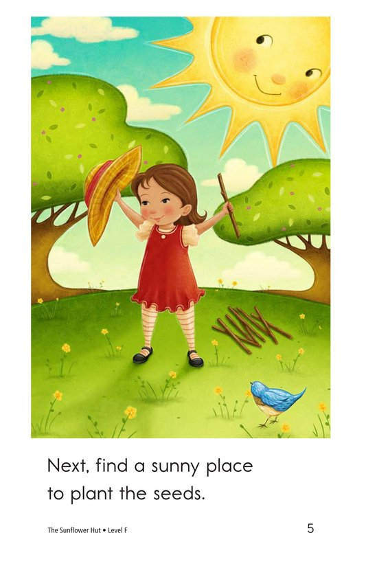 Book Preview For The Sunflower Hut Page 5