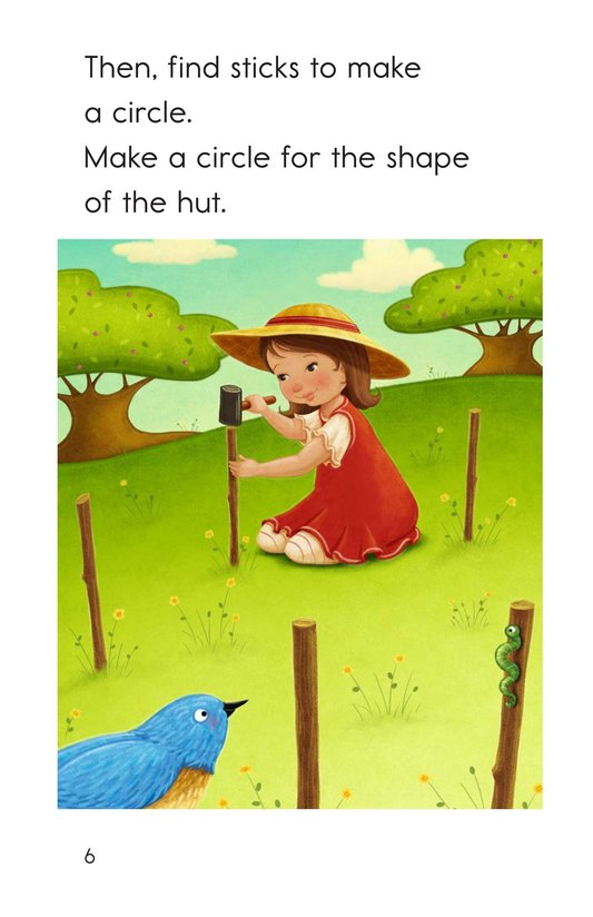 Book Preview For The Sunflower Hut Page 6