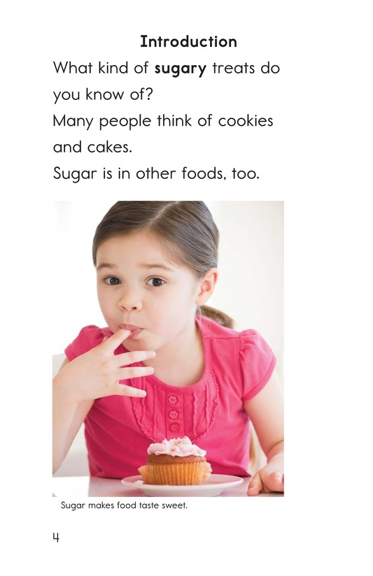 Book Preview For Sugar, Sugar, Everywhere Page 4