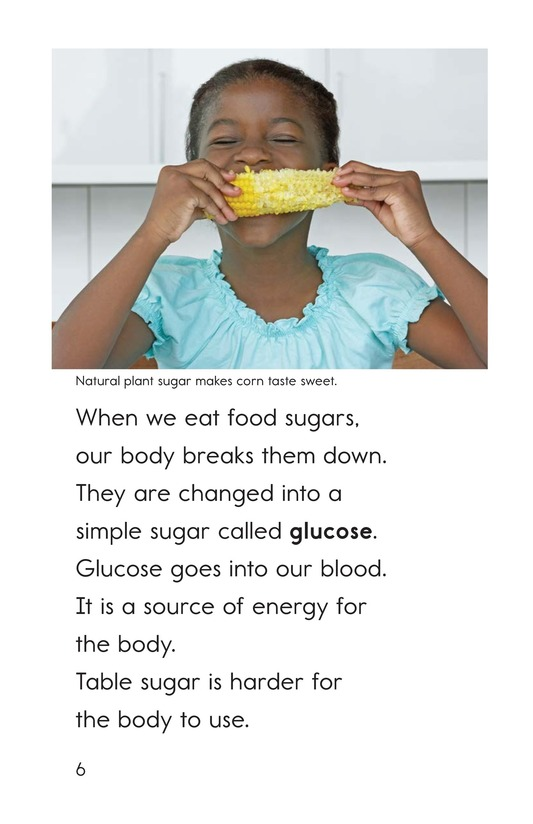 Book Preview For Sugar, Sugar, Everywhere Page 6