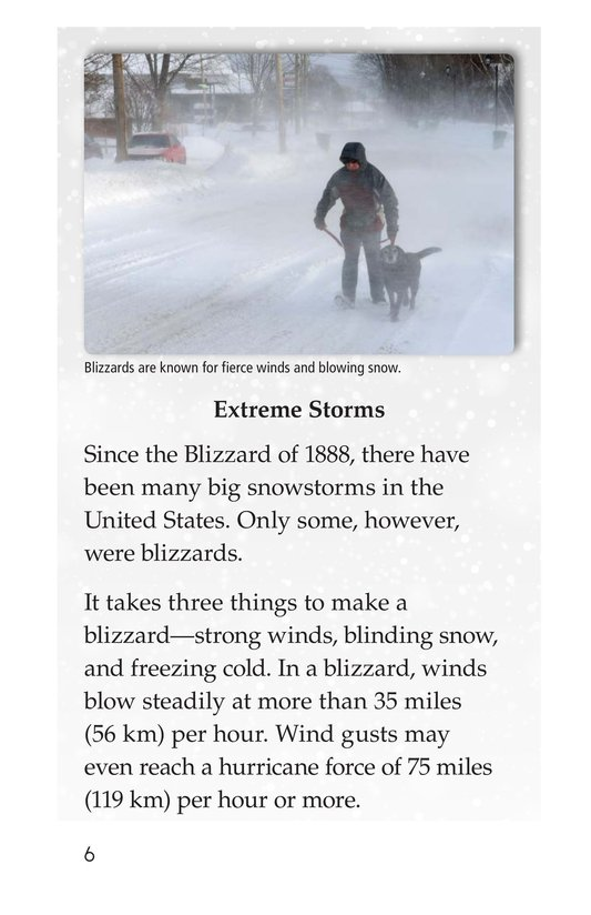 Book Preview For Blizzards! Page 6