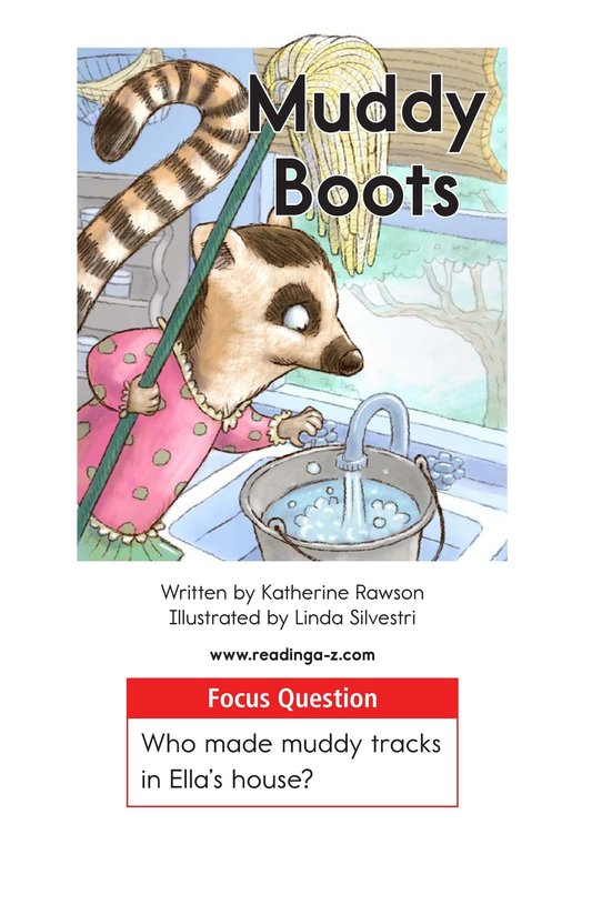 Book Preview For Muddy Boots Page 1