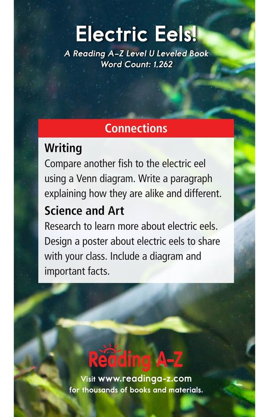 Book Preview For Electric Eels! Page 17