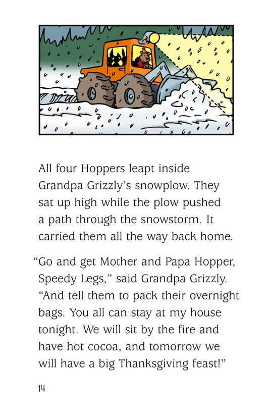 Book Preview For The Day Before Thanksgiving Page 14