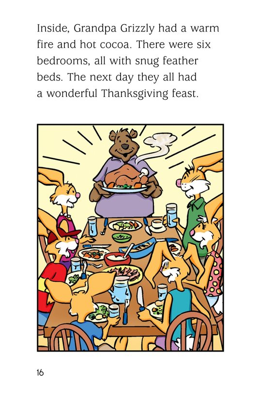Book Preview For The Day Before Thanksgiving Page 16