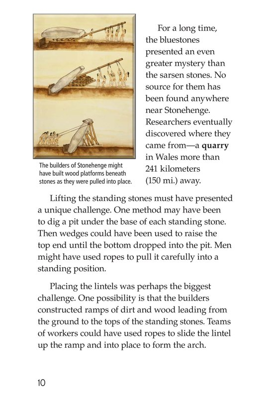 Book Preview For Stonehenge Page 10