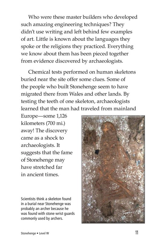 Book Preview For Stonehenge Page 11