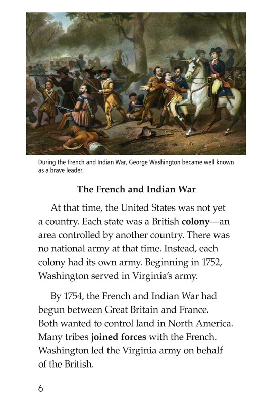Book Preview For George Washington Page 6