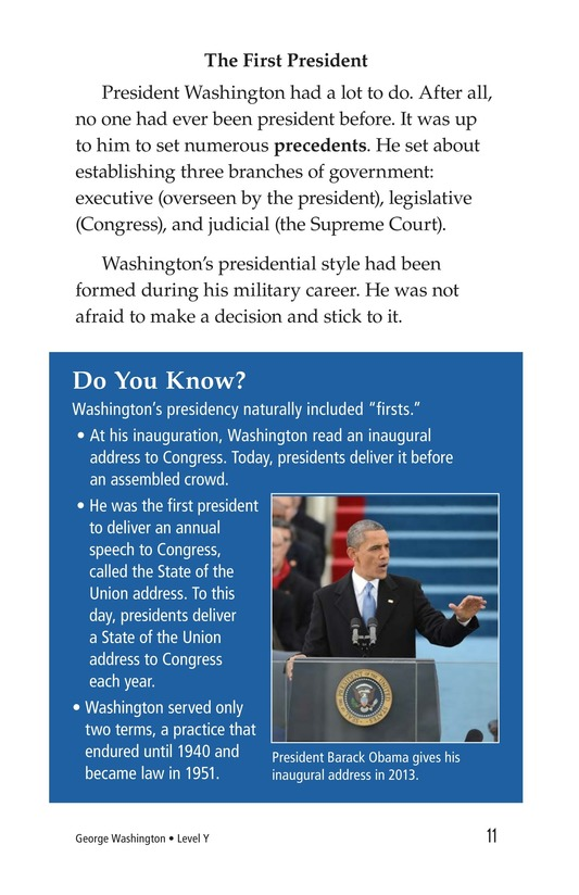 Book Preview For George Washington Page 11
