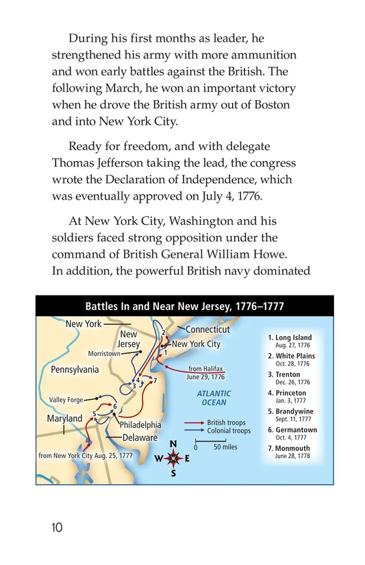 Book Preview For George Washington Page 10