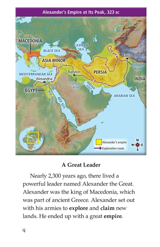 Book Preview For Alexander the Great Page 4