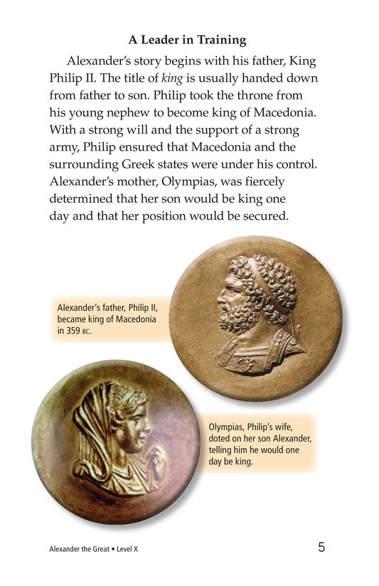 Book Preview For Alexander the Great Page 5