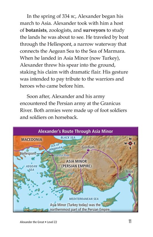 Book Preview For Alexander the Great Page 11
